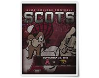 Alma College Football Program
