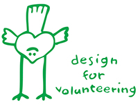 Design for Volunteering || Poster