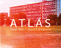 "Atlas - Feel Me/Don't Explain 12"" - COJA001"