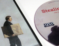 """Stealing Rich"" DVD Packaging"