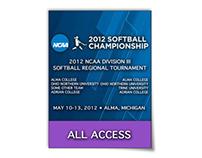 NCAA Division III Regional Softball Tournament