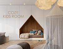 COZY KIDS ROOM | MAY 2017