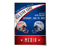32nd Annual MHSFCA All-Star Game