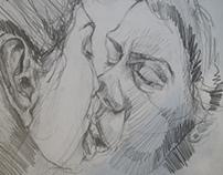 drawings of self-love 2011.