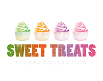 SWEET TREATS Floral Collection