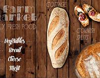 Farm Market Web Site Design