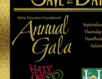 Save the date: Annual Gala