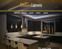 Dream Cabinets Home Page