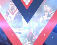 Roosters Allianz Stadium Hype Reel