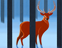 Oh! a deer!