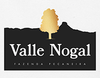 Valle Nogal brand identity project