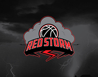 Georgia Red Storm Logo
