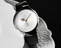 Alessi - Dressed watches at Marcel Wanders