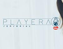 Playera sensorial