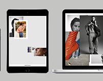 ANDONI & ARANTXA | WEBSITE