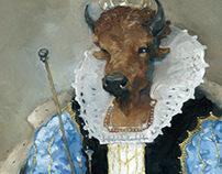 Queen Buffalo