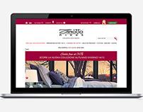 Zanotto Nives | New E-commerce Design Proposal