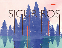 Sigur Ros Music Festival Poster