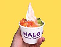 HALO優格霜淇淋
