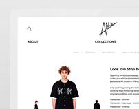 Development of a fashion brand store