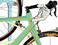 Infectious-Bike series
