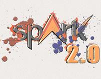 Cartoon Paint Effect on Logo