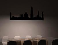 Skyline lamp