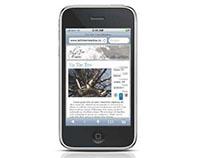 Web Mockup: Ash Tree Meadow