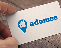 Logo for Adomee