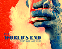 The World's End / Alternative Poster