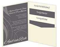 Wedded Bliss - Invitation Stationery Suite