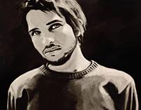 M'barek Oularbi - Amazigh singer ( 1982 - 2011 )