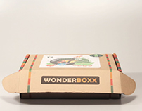WonderBoxx  - Unboxing videos (Stopmotion)