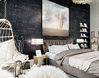 Bedroom Design. Msb