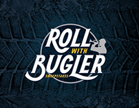 Roll With Bugler Sweepstakes Logo