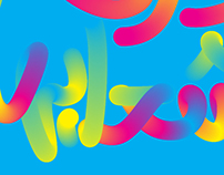 Arabic Type Exploration | تجربة في الخط العربي