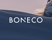 Boneco Website Concept