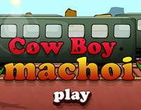cow boy machoi -concpt and art work