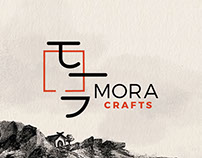Mora Crafts – Identity and Catalog Design