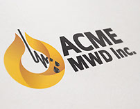 ACME MWD Logo Design