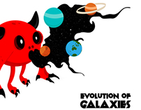 evolution of galaxies