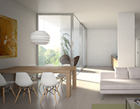 3d Interior Rappresentation