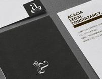 Acacia Legal Consultancy branding