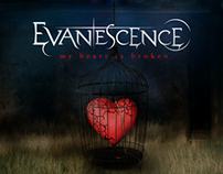 Evanescence - My Heart Is Broken CONTEST