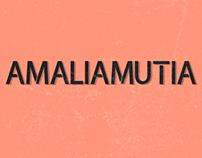 Amaliamutia Font