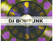 DJ BOHFUNK Poster Design