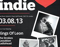 Indie Flyer / Poster 10