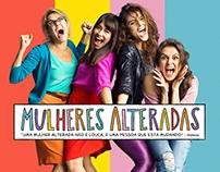 Mulheres Alteradas - Movie Poster