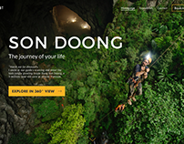 Daily UI - #003 Landing Page