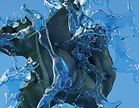Varios: Formas con splash